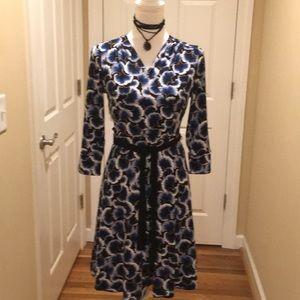 White House Black Market 2 in 1 Reversible Dress
